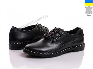 Купить Туфли женские Twenty Two 125-2183-1km Twenty Two черный