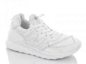 Купить Кроссовки женские W7172-5 CROOS белый