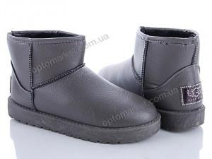 Купить Угги женские YA3-3 серый короткий UGG серый