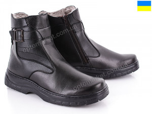Купить Ботинки мужчины Yulius K7 черный Yulius черный