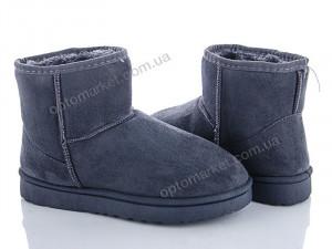 Купить Угги женские YZ1808-2 серый Class Shoes серый