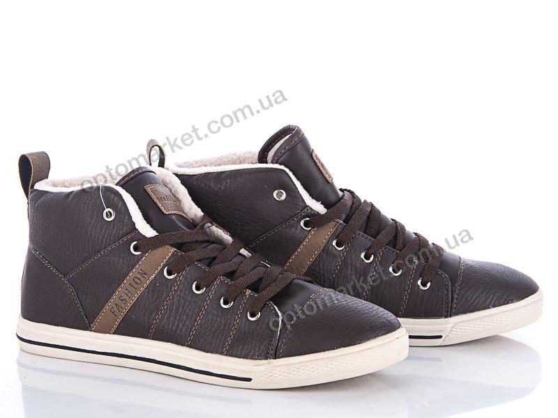 Купить Ботинки мужчины 13-9219 matstar коричневый, фото 2