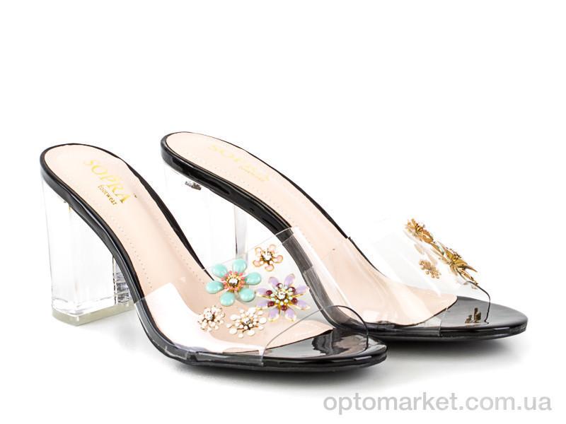 Купить Шлепки женские 132671 Sopra золотой, фото 2