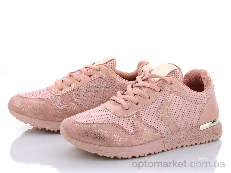 Купить Кроссовки женские 5022 pink Class Shoes розовый, фото 2