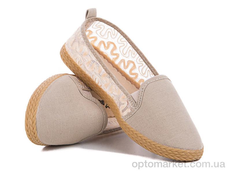 Купить Балетки женские D264 бежевый Class Shoes бежевый, фото 2