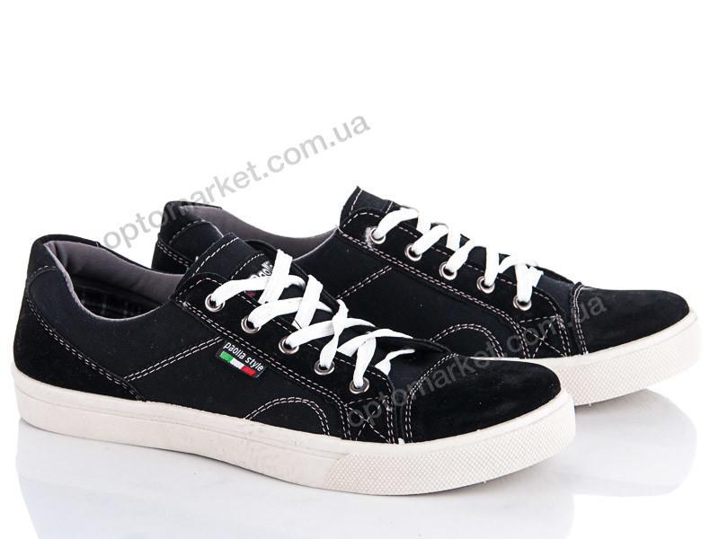 Купить Кроссовки мужчины Paolla 122-1112 Paolla черный, фото 2