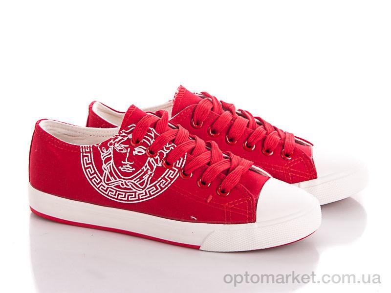 Купить Кеды женские VX-8 red Class Shoes красный, фото 2