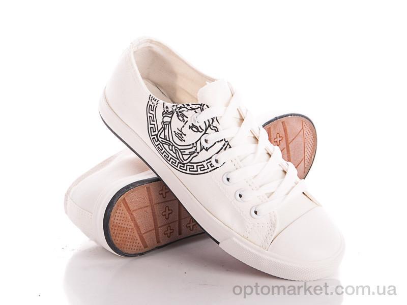 Купить Кеды женские VX-8 white Class Shoes белый, фото 2