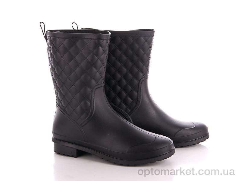 Купить Сапоги женские YQ913 черный Class Shoes черный, фото 2
