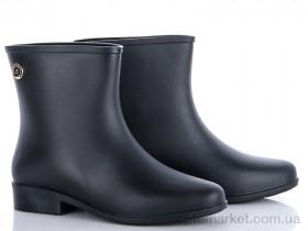Купить Ботинки женские 108D BLACK rainy show черный