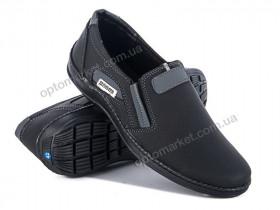 Купить Туфли мужчины 11-2 черн. Sunshine Paolla синий
