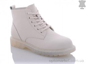 Купить Ботинки женские 388150001B white Gemeiq бежевый