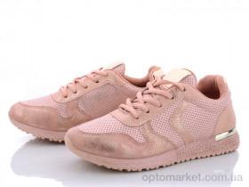 Купить Кроссовки женские 5022 pink Class Shoes розовый