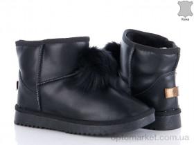 Купить Угги женские 605-6 Diana черный