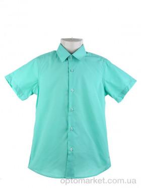 Купить Рубашка детские KAR106-7 green Verton зеленый