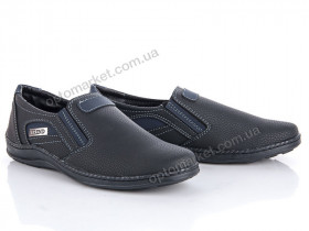 Купить Туфли мужчины Sunshine Кл-11-2 ч.син SunShine черный