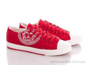 Купить Кеды женские VX-8 red Class Shoes красный